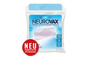 JETZT NEU: NEUROVAX bei uns erhältlich